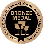 IWC San Francisco 2018 - BRONZE MEDAL