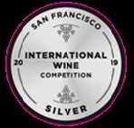 San Francisco International Wine Competition 2019- SILVER MEDAL