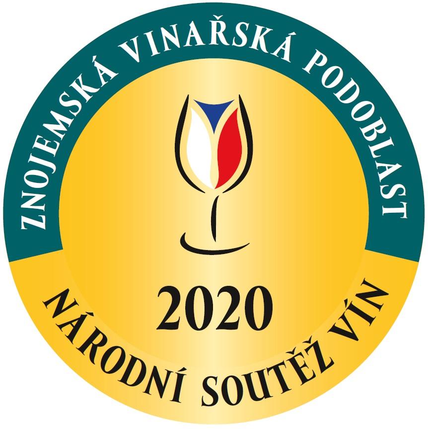 Národní soutěž vín-Znojemská podoblast 2020 - ZLATÁ MEDAILE a NOMINACE DO SALONU VÍN 2021