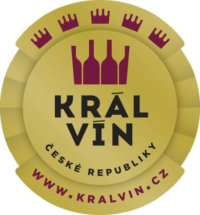 Král vín ČR 2021–ZLATÁ MEDAILE