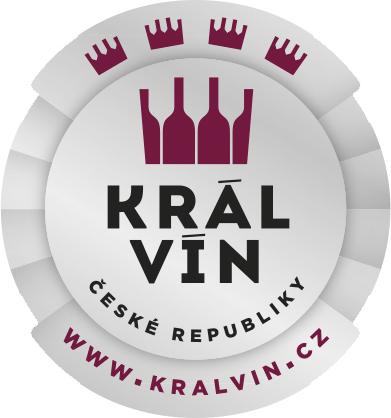Král vín ČR 2021–STŘÍBRNÁ MEDAILE