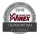 Grand Prix VINEX 2018 - STŘÍBRNÁ MEDAILE