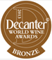 Decanter London 2018 - BRONZE MEDAL