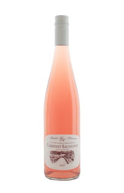 Cabernet Sauvignon rosé polosuché 2017