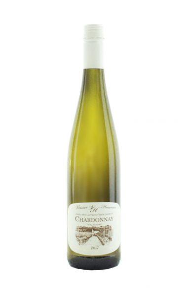 Chardonnay polosladké 2017
