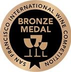 IWC San Francisco 2018 - BRONZE MEDAL