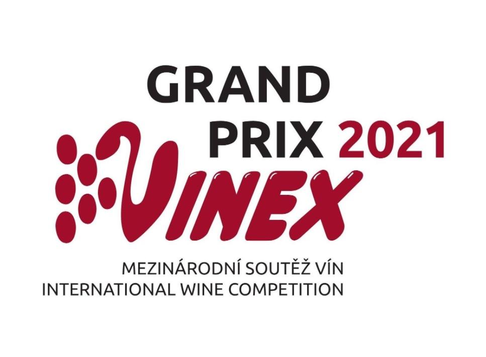 GRAND PRIX VINEX 2021 - stříbrná medaile